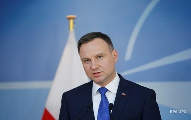 Зачем президент Польши собрался в Харьков