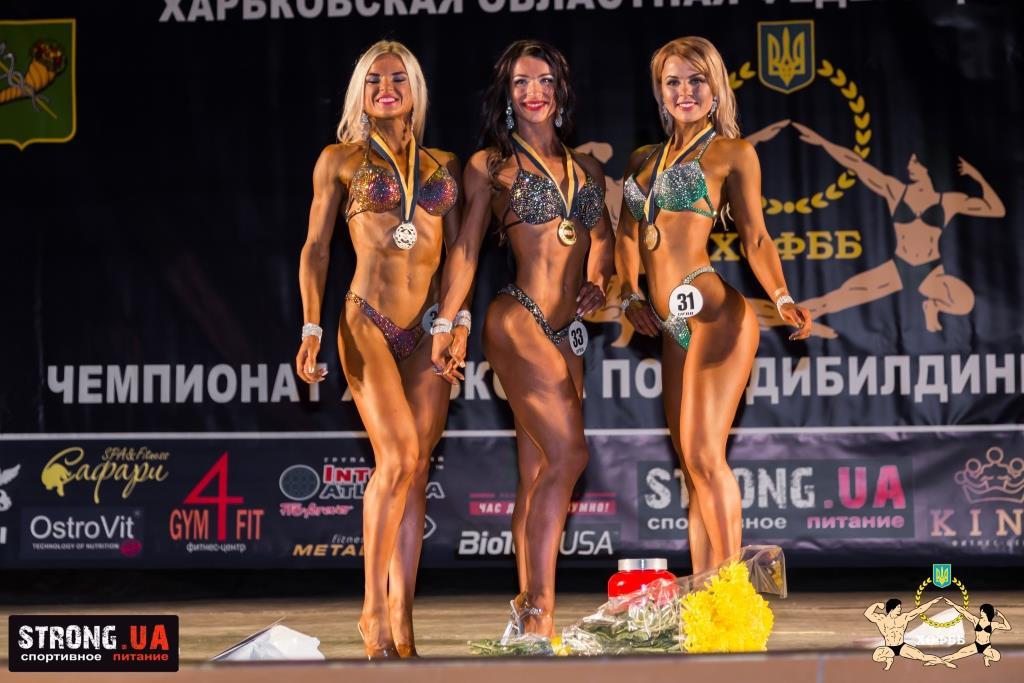 Люди из элитного харьковского фитнес-клуба показали красоту тела