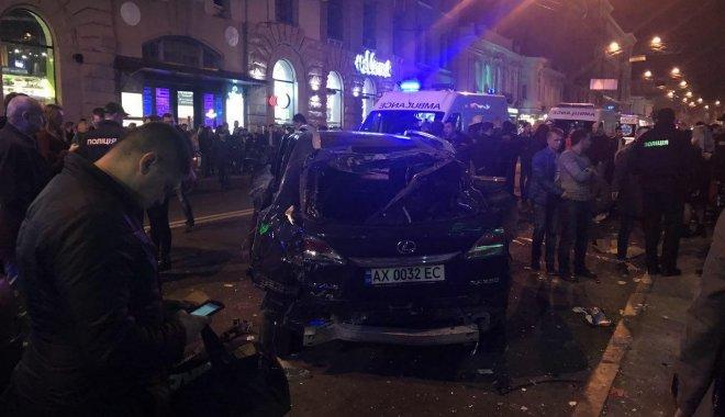 Начальник харьковской полиции рассказал, как произошла жуткая авария на улице Сумской