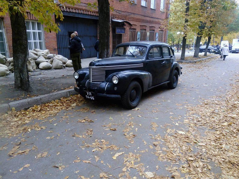 В харьковском вузе разыгралась детективная история (фото)