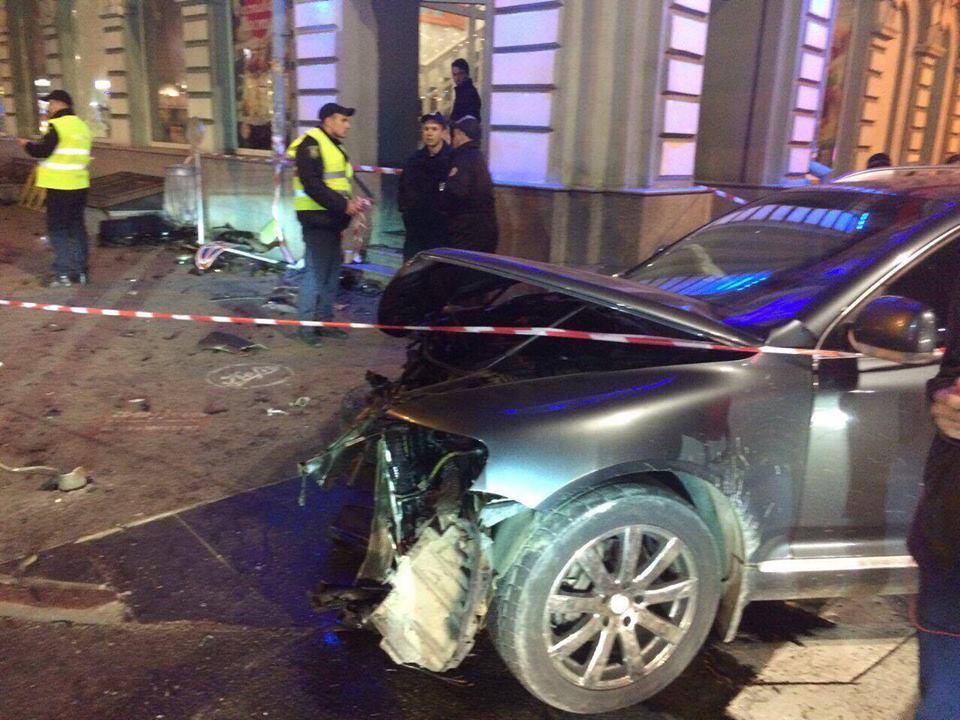 Очевидцы трагедии в Харькове: Громкий звук удара, крики – это было страшное зрелище (фото)