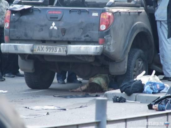 Резонансные аварии в Харькове. Хроника (фото)