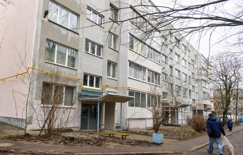 Трехлетний Никита устроил переполох в жилом доме на Салтовке