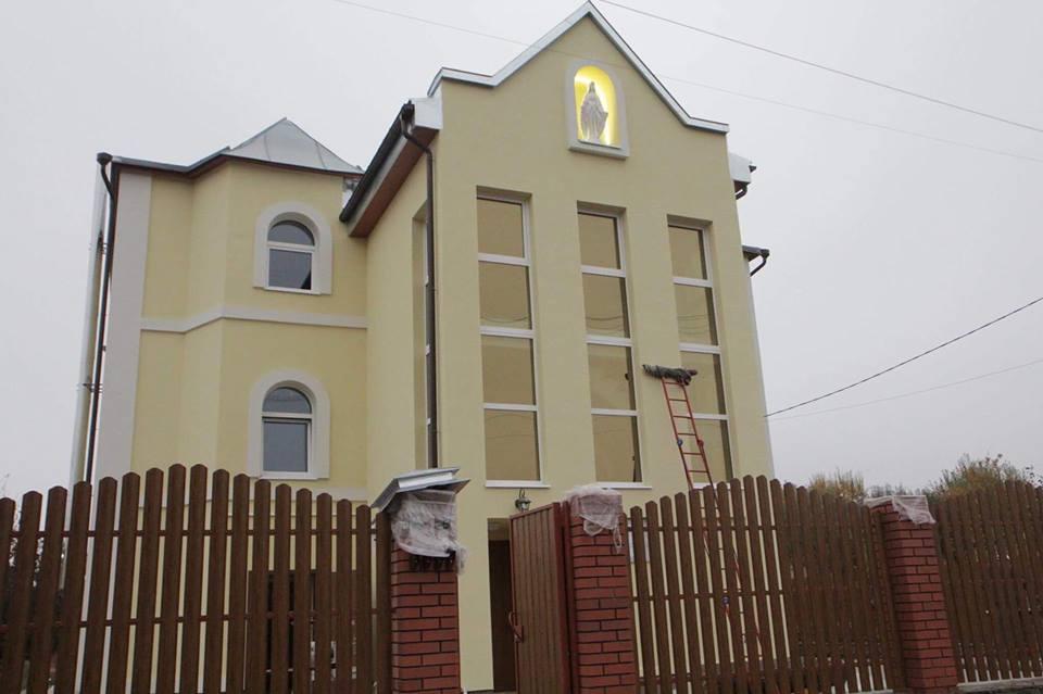 Под Харьковом построили дом для одиноких матерей