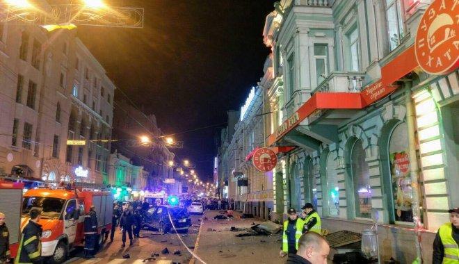 Сегодня врачи решат, как будут дальше лечить одну из пострадавших в жуткой аварии в Харькове