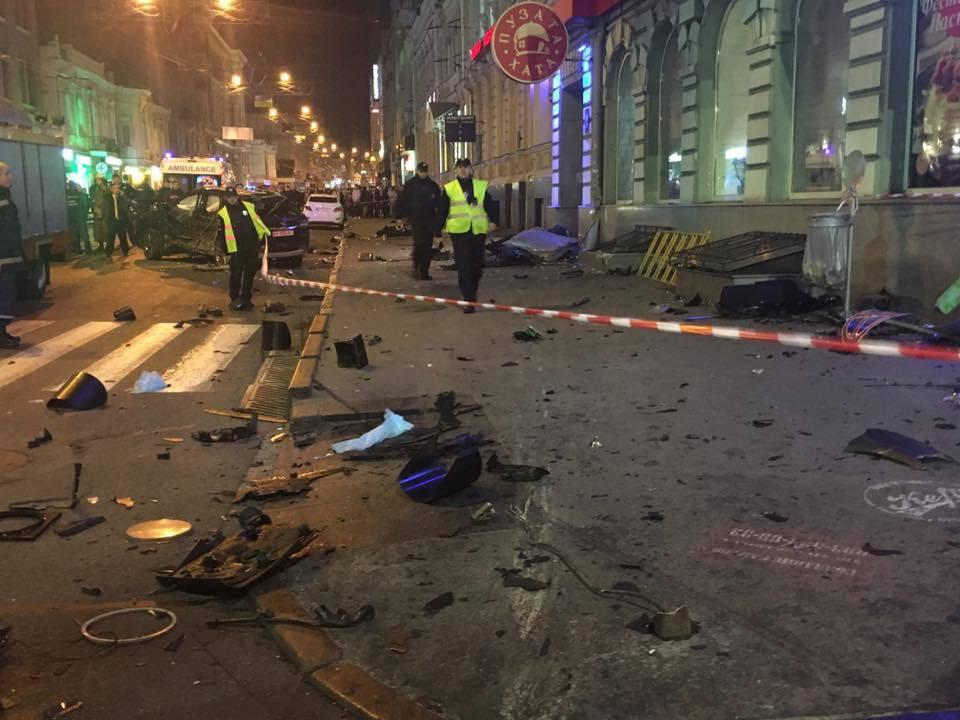 Пострадавший в страшной аварии на Сумской выписан из больницы