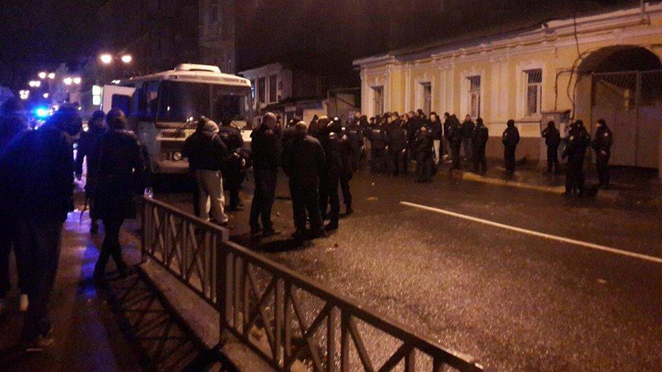Стало известно, сколько иностранцев задержали после массовой драки в центре Харькова