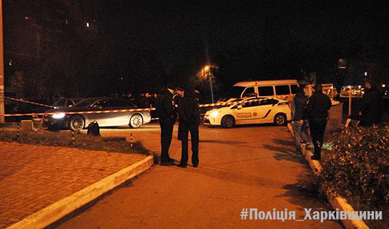 Стали известны подробности убийства мужчины в центре Харькова