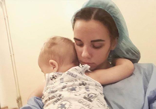 В Харькове маленький ребенок подхватил редкую форму пневмонии