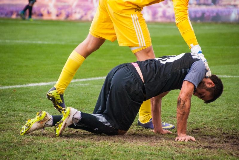Харьковский футбольный клуб капитулировал перед кадровыми проблемами