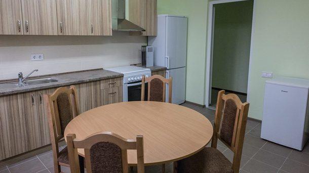 В Харькове назвали стоимость услуг в необычном отеле