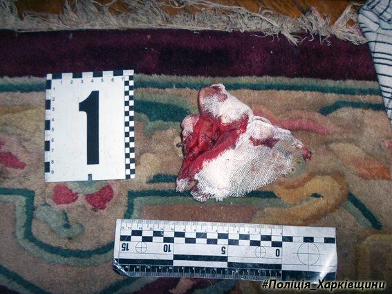 В Харькове мужчина пришел в гости и жестоко расправился с владельцем квартиры (фото)