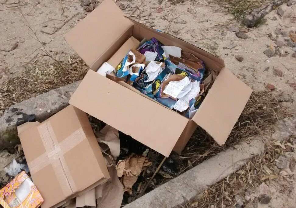 Юноша из Харькова пытался сколотить состояние на мусоре и попал впросак