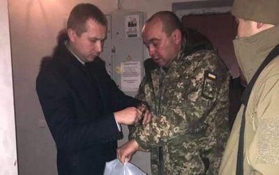 Громкое задержание в Харькове. Что известно о генерале Алимпиеве