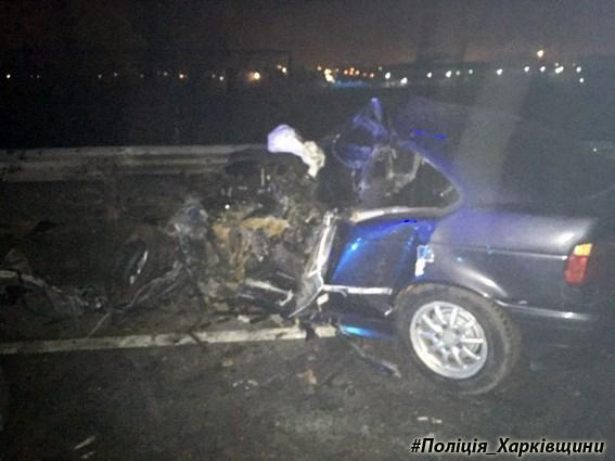 Страшная авария на выезде из Харькова. Новая информация (фото)