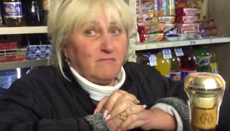 На Салтовке продавщица магазина травила детей