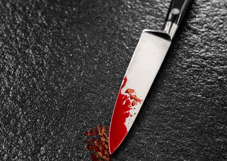 Четыре раза ножом в шею и дважды молотком по голове. Убийство под Харьковом