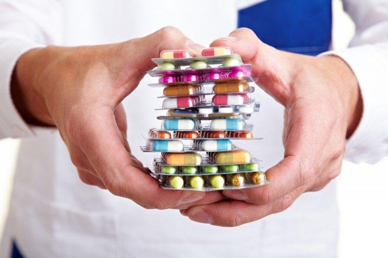 Харьковчан снабдят бесплатными медикаментами