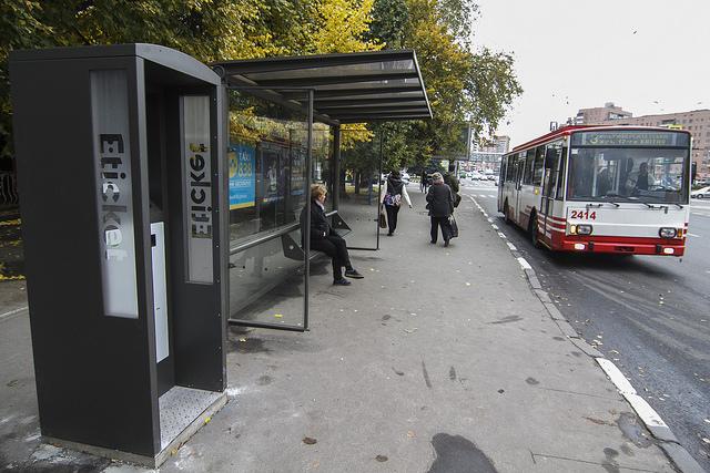 Харьковчан с электронными билетами высаживают из транспорта