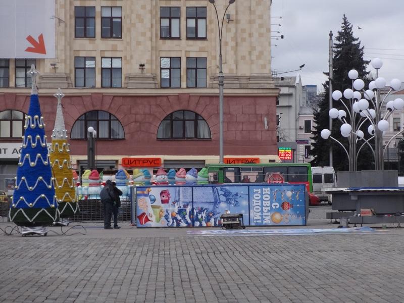 В центре Харькова поселят волшебного персонажа (фото)