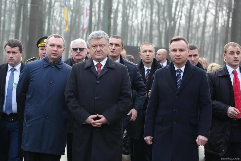 Президенты двух стран устроили гонки в центре Харькова (фото, видео)