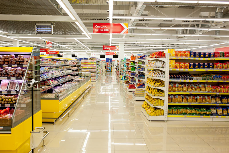 Майже 30% обсягу оптового товарообороту Прикарпаття становили продовольчі товари