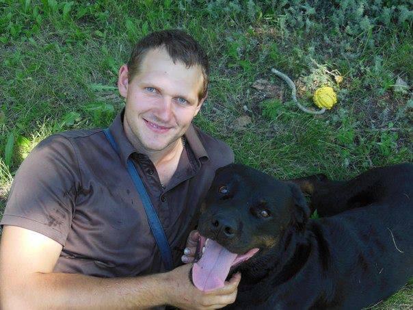 Кинолог из Харькова: На фоне худого туловища голова Дика выглядела ужасающе