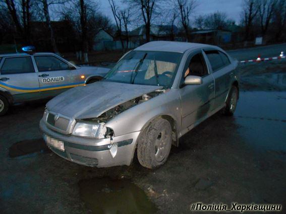 Серьезная авария под Харьковом. Есть погибшие и пострадавшие (фото)