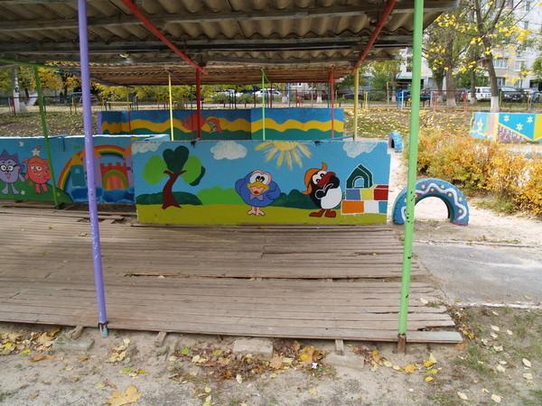 В Харькове малыша бросили в детском саду