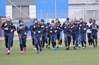 Харьковским футболистам указали на дверь