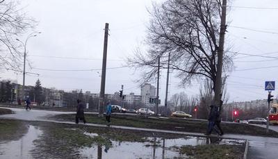 Какая погода будет в новогоднюю ночь в Харькове