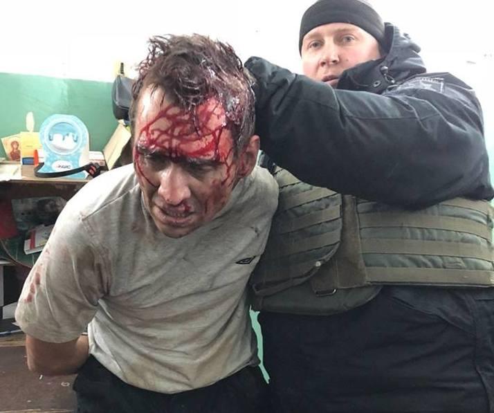 Кто захватывал заложников в Харькове. Подробности (фото, видео)