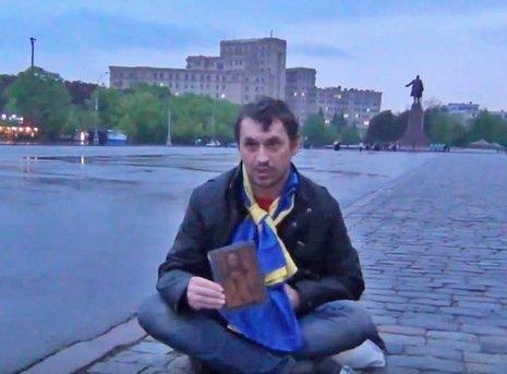Захватчик заложников в Харькове окончил только четыре класса