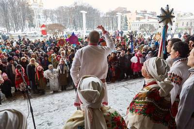 В Харьков приедут ряженые со всей Украины (фото, видео)