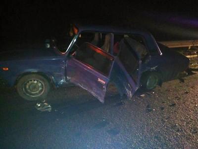 Серьезная авария произошла в Харькове. Есть пострадавшие (фото)