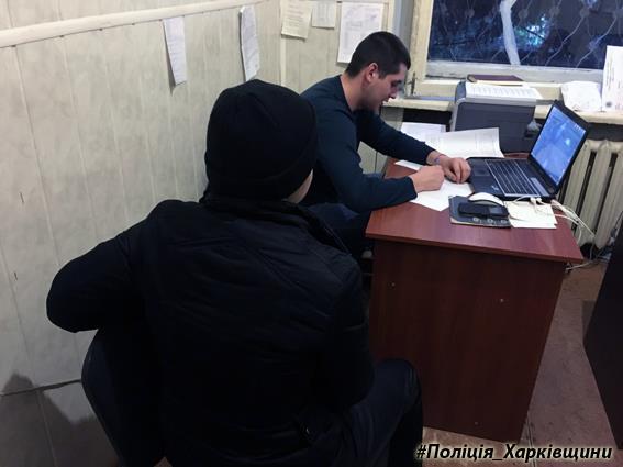В Харькове женщина поглумилась над инвалидом