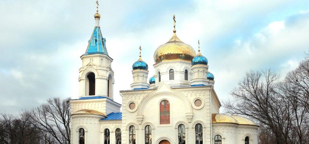 Происшествие в церкви под Харьковом. Прихожанина пришлось изолировать