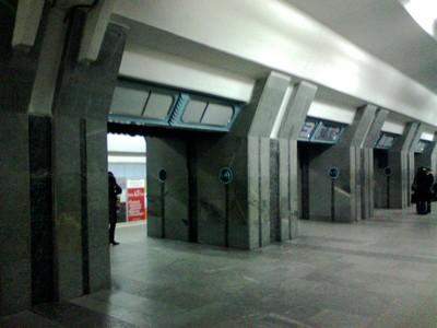 Происшествие в харьковском метро. На станции умер человек