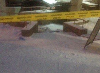 Ужасное происшествие в Харькове. Мертвеца нашли посреди улицы в центре города (видео, фото)