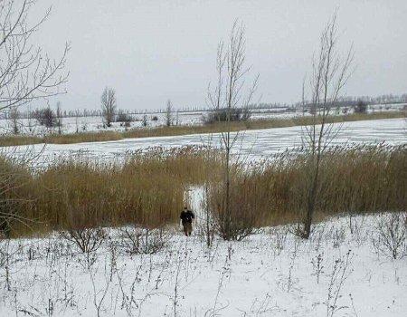Мужчина провалился под лед на Харьковщине