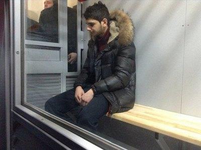 Адвокаты парня, который насмерть сбил подростка на Салтовском шоссе, пытались достучаться до судей