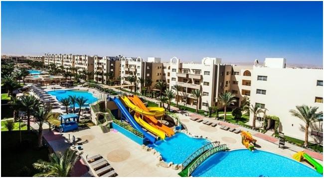 Отдых для всей семьи в Nubia Aqua Beach Resort