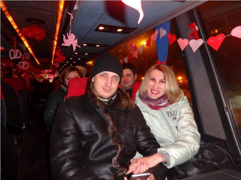 Поездка в автобусе круто изменила жизнь харьковчанки (фото)