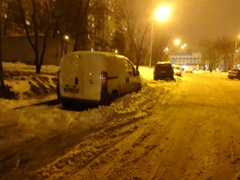 Непослушные харьковчане добавили проблем на дорогах (фото)