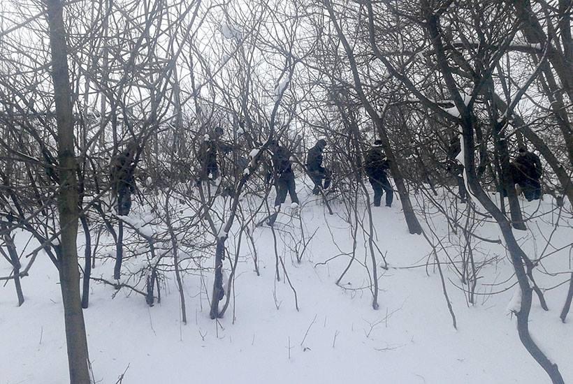 Возле общежития в центре Харькова нашли труп (фото)