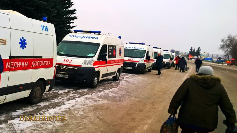 Харьковские медики приняли участие в спецоперации (фото)