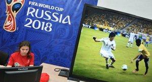 В Украине не покажут чемпионат мира по футболу