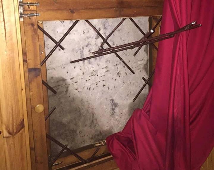 Происшествие под Харьковом. Мужчине пришлось прятаться