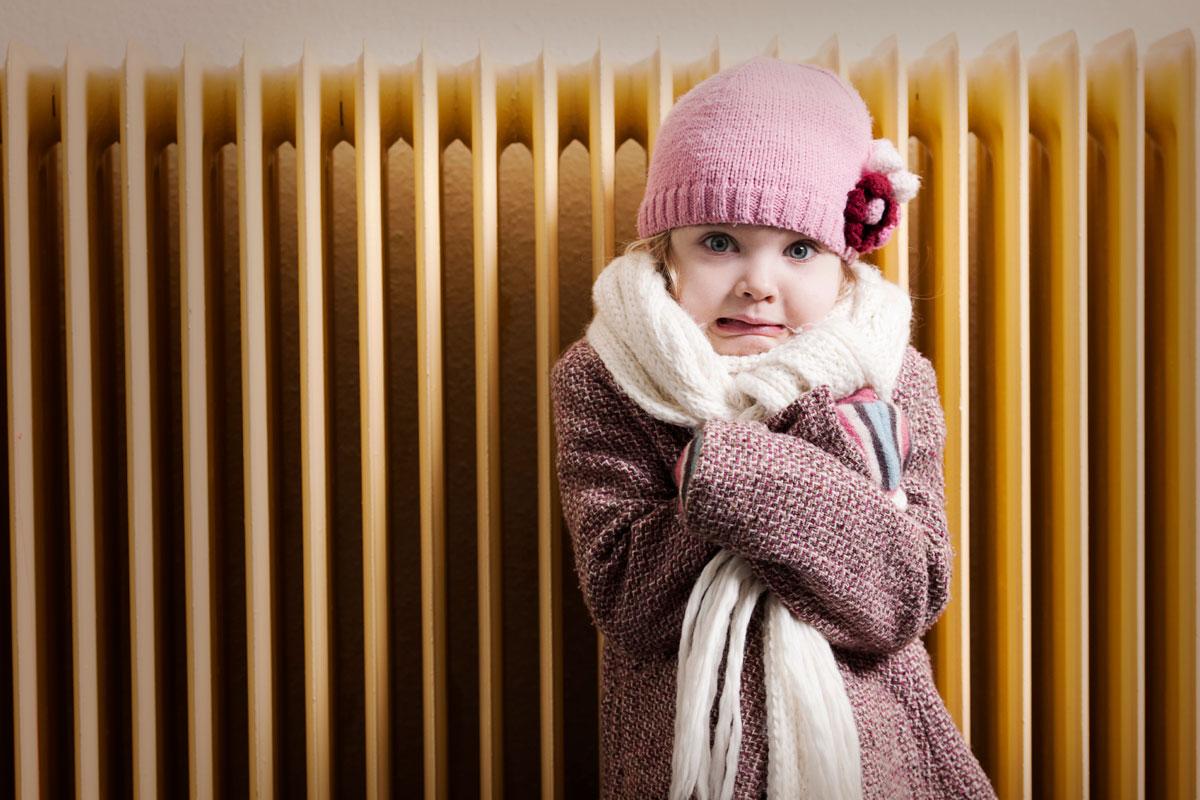 «Надо два дня». Стало известно, когда потеплеет в квартирах жителей крупного поселка на Харьковщине