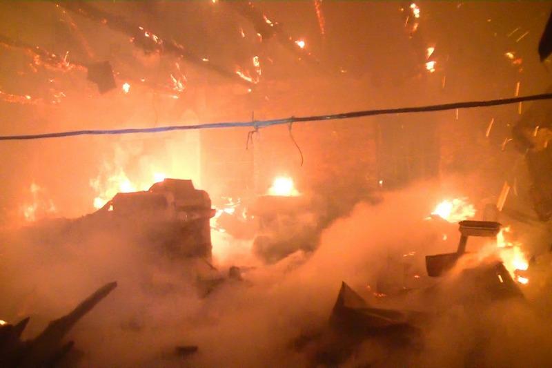 ЧП в Харьковской области. Есть погибшие и пострадавшие (фото, видео)